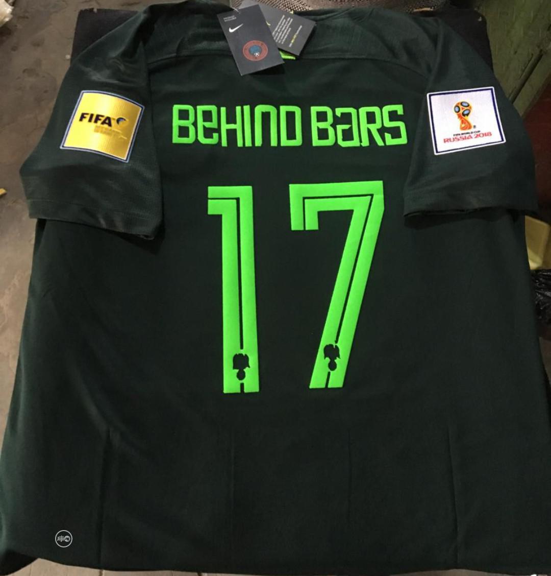 Nigerian Dark Green Jersey | Clothing for sale in Dutse-Jigawa, Jigawa State, Nigeria