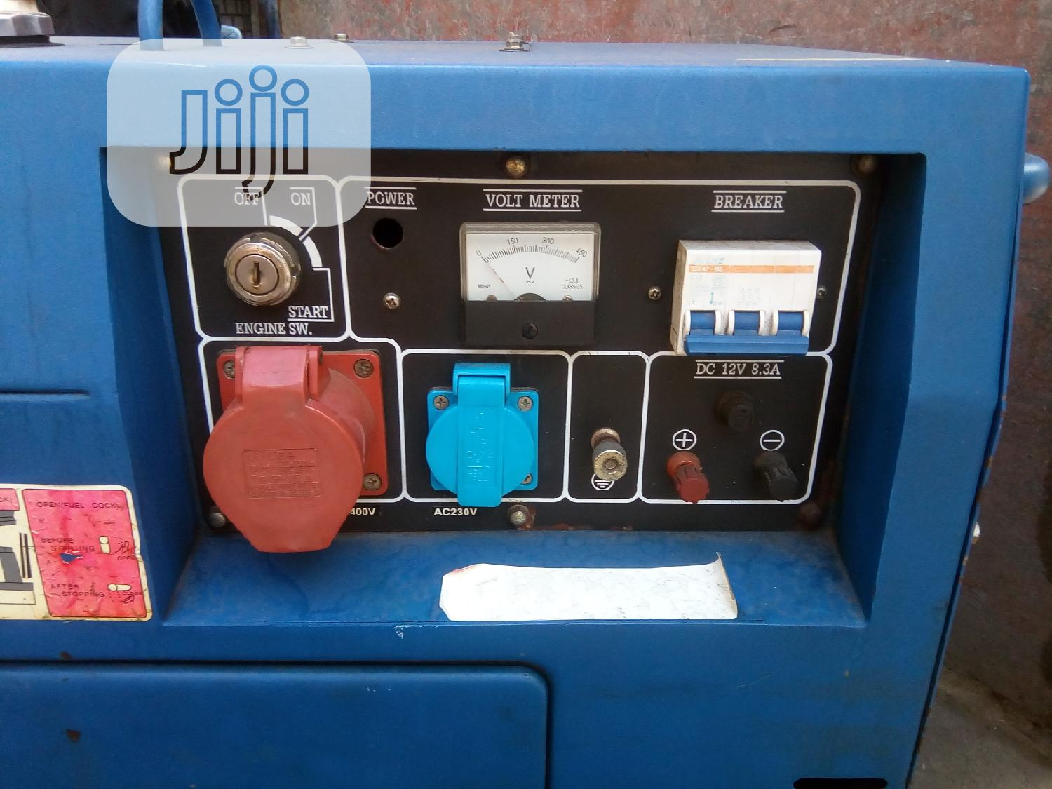 Tokunbo Pure Belgium German Japanese And American Generator | Electrical Equipment for sale in Awka, Anambra State, Nigeria