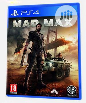 New PS4 Mad Max | Video Games for sale in Lagos State, Agege