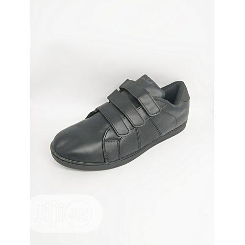 American Eagle Boys School Shoes - Black