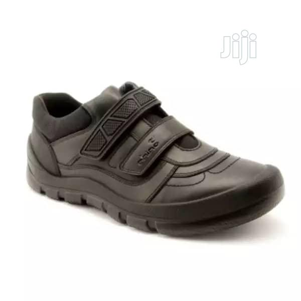 American Eagle Boys School Shoes - Black | Shoes for sale in Ibeju, Lagos State, Nigeria