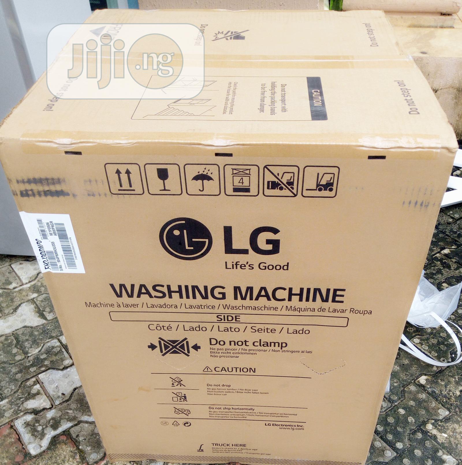 LG Washing Machine Front Loader - FH2J3QDNPO   Home Appliances for sale in Benin City, Edo State, Nigeria