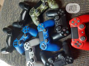 20 Units Of Original Ps4 Controllers | Accessories & Supplies for Electronics for sale in Abuja (FCT) State, Wuse 2