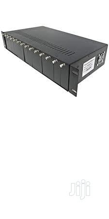 14 Slots Media Converter Chassis   Networking Products for sale in Lagos State, Ikeja