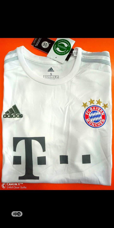 Fc Bayern Munchen Jersey In Lagos Island Eko Clothing Avo Logy Jiji Ng