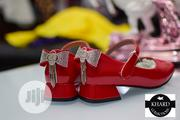 Girls Red Party Shoes   Children's Shoes for sale in Lagos State, Ojodu