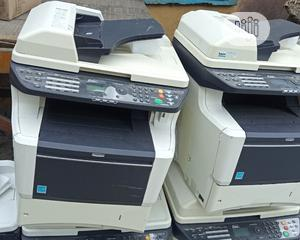 Printer Kyocera 3140:Black and White Three in One Copier   Printers & Scanners for sale in Lagos State, Surulere