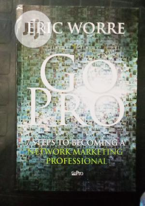 7 Steps Of Becoming A Network Marketing Professional | Books & Games for sale in Lagos State, Ikeja