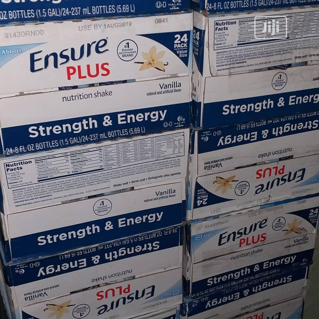 Ensure Plus Nutritional Shake | Vitamins & Supplements for sale in Gwarinpa, Abuja (FCT) State, Nigeria
