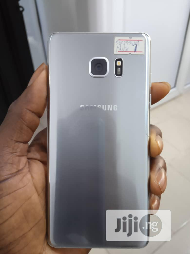 Samsung Galaxy Note 7 64 GB Gray   Mobile Phones for sale in Ikeja, Lagos State, Nigeria