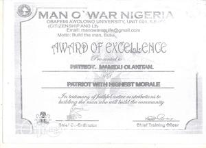 Teaching CV   Teaching CVs for sale in Lagos State, Surulere