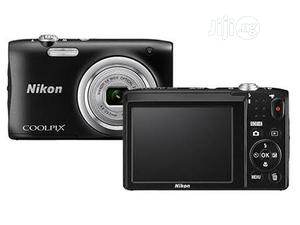 Nikon Coolpix A100 - 20 MP Compact Camera, Black | Photo & Video Cameras for sale in Lagos State, Ikeja