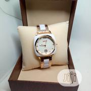 Guess Exotic Wrist Watch - White | Watches for sale in Lagos State, Ojodu