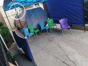 Blue Available Full Cover Gazebo At Sale To Buyers Nationwide | Garden for sale in Gombe State, Dukku