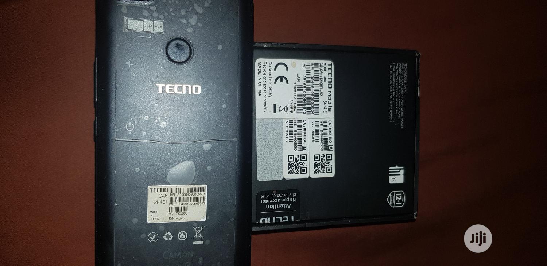 Tecno Camon X Pro 64 GB Black | Mobile Phones for sale in Ajah, Lagos State, Nigeria