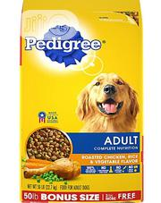 Quality Original Pedigree Puppy And Adult Dog Crunchy Dry Food Big Bag | Pet's Accessories for sale in Lagos State, Ajah