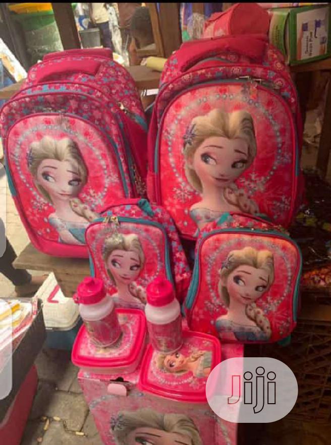 5 In 1 Troley Bag