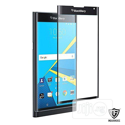Full Coverage Tempered Glass Screen Protector For Blackberry Priv