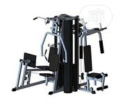 American Fitness 5 Station Commercial Multi Gym Set | Sports Equipment for sale in Lagos State, Ikorodu