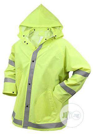 Reflector Rain Coat   Safetywear & Equipment for sale in Lagos State, Amuwo-Odofin