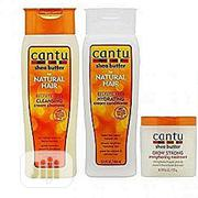 Cantu Sulfate-free Cleansing Cream Shampoo + Condition+Glow Strong   Hair Beauty for sale in Lagos State, Amuwo-Odofin