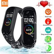 Xiaomi Band 4 AMOLED Wristband Fitness Tracker | Smart Watches & Trackers for sale in Lagos State, Ikeja
