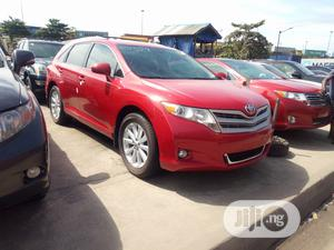 Toyota Venza 2012 Red | Cars for sale in Lagos State, Apapa