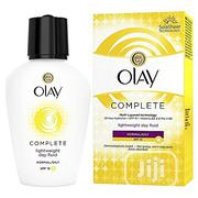 Olay Complete Lightweight 3 in 1 Moisturiser Day Fluid SPF15 for Norma | Skin Care for sale in Lagos State, Amuwo-Odofin