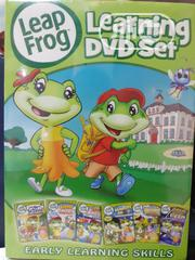 Leap Frog Learning DVD Set | CDs & DVDs for sale in Lagos State, Ikeja
