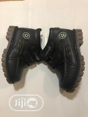 Black Timberland Boots | Children's Shoes for sale in Lagos State, Ikeja