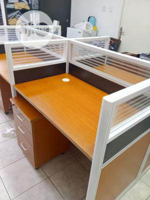Quality Strong Work Station | Furniture for sale in Abuja (FCT) State, Maitama
