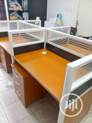Quality Strong Work Station | Furniture for sale in Abuja (FCT) State, Wuse 2