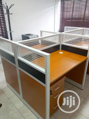 Quality Strong Work Station | Furniture for sale in Akwa Ibom State, Uyo