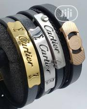 Designer Cartier Leather Bracelet | Jewelry for sale in Lagos State, Lagos Island