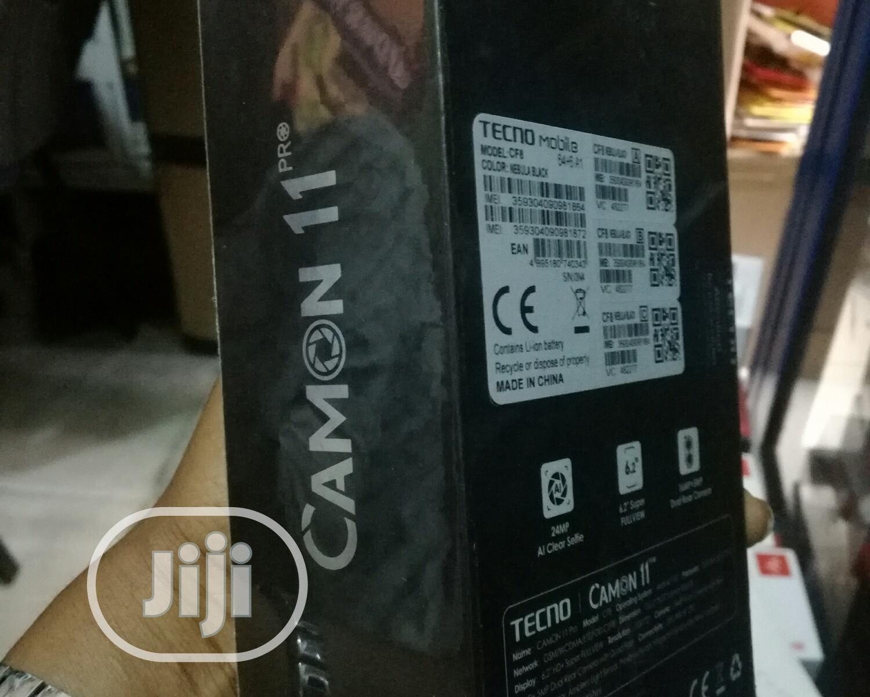 Archive: New Tecno Camon 11 Pro 64 GB