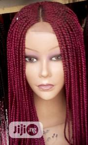 Long Scarlet Braid Wig With Closure | Hair Beauty for sale in Lagos State, Badagry