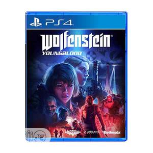 PS4 Wolfenstein Young Blood | Video Game Consoles for sale in Lagos State