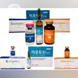 Glutanex L Glutathione Skin Whitening Injection   Vitamins & Supplements for sale in Lagos State
