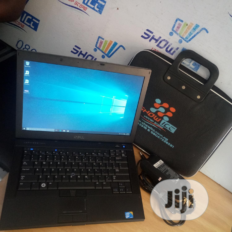 Laptop Dell Latitude E6410 4GB Intel Core i5 HDD 500GB | Laptops & Computers for sale in Asokoro, Abuja (FCT) State, Nigeria