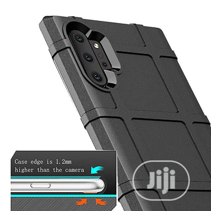 Galaxy Note 10+ Defender Impact Resistant Protective Cover