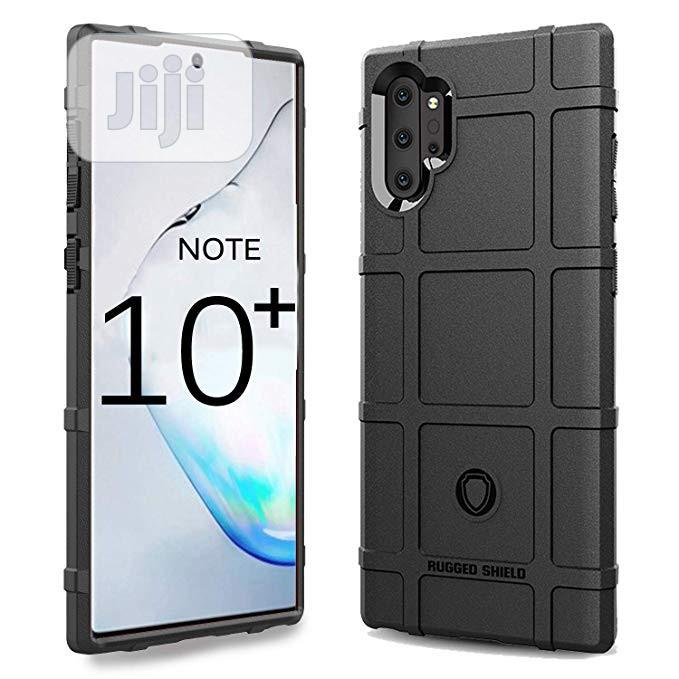 Galaxy Note 10+ Defender Impact Resistant Protective Cover | Accessories for Mobile Phones & Tablets for sale in Ikeja, Lagos State, Nigeria