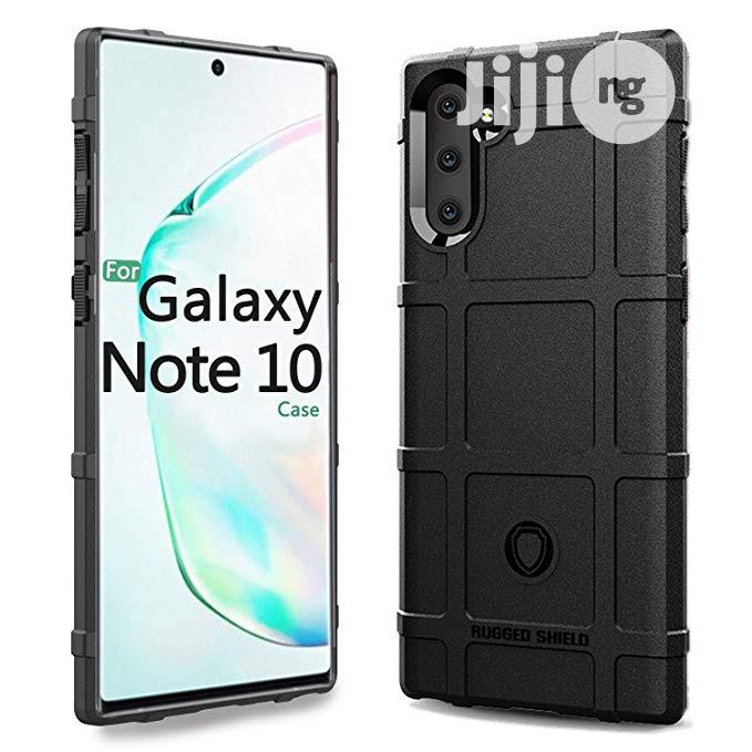 Galaxy Note 10 Defender Impact Resistant Protective Cover   Accessories for Mobile Phones & Tablets for sale in Ikeja, Lagos State, Nigeria