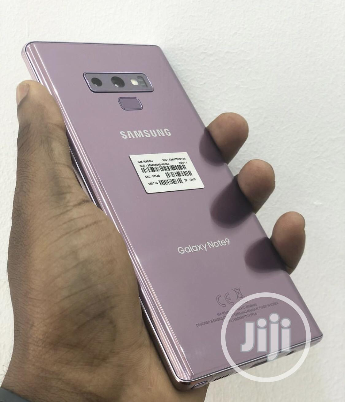 Samsung Galaxy Note 9 128 GB Pink   Mobile Phones for sale in Ikeja, Lagos State, Nigeria