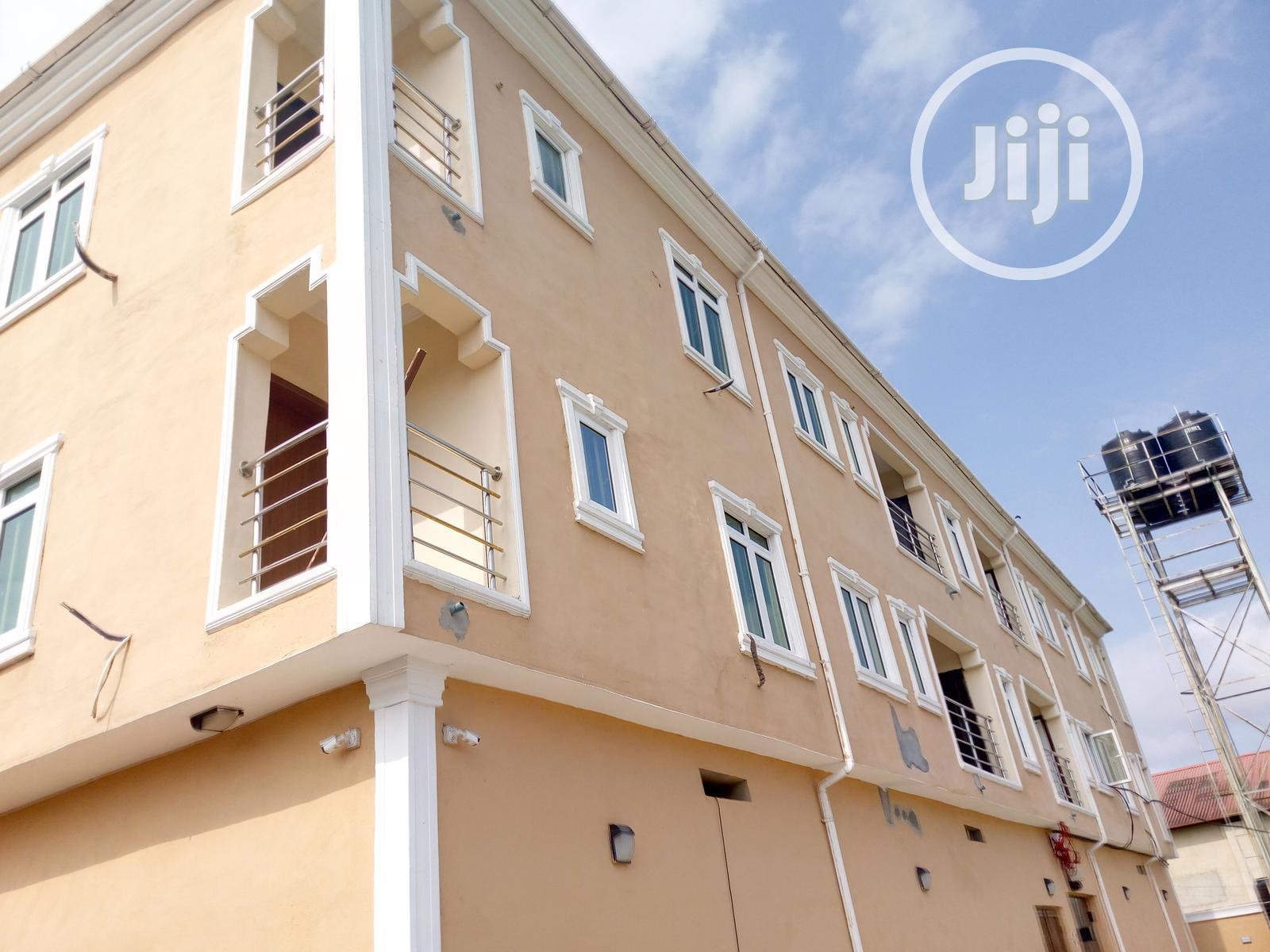 New 2 Bedroom Flat At Abule-oshun
