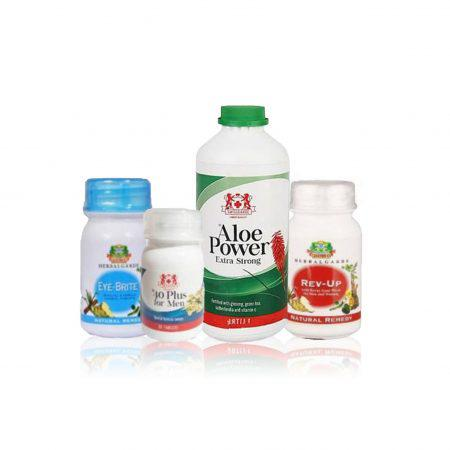 Swiss Garde Low Sperm Count Treatment Kit | Vitamins & Supplements for sale in Surulere, Lagos State, Nigeria