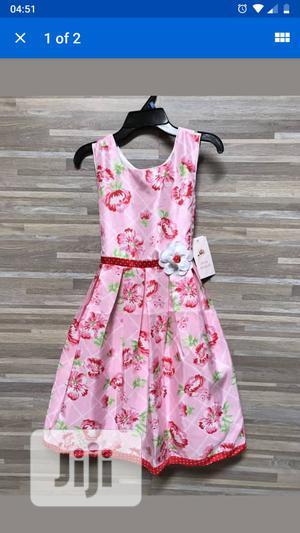 Joana Michelle Lovely Pink Dress   Children's Clothing for sale in Abuja (FCT) State, Utako