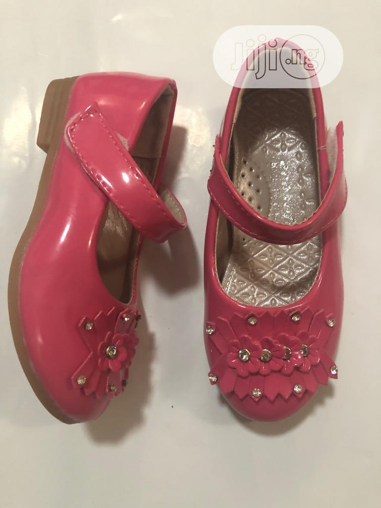 Cute Pink Baby Shoes , Sizes 25 To 30 | Children's Shoes for sale in Ikeja, Lagos State, Nigeria