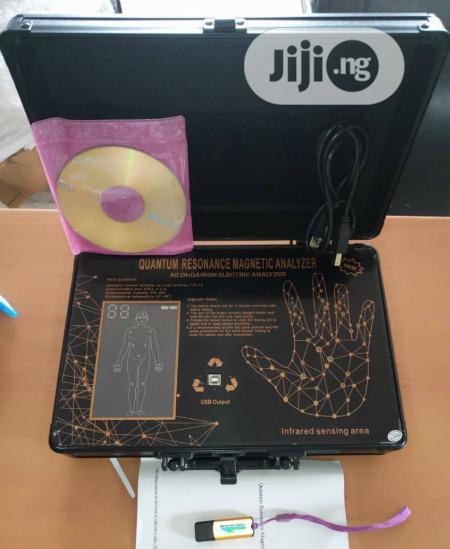 Quantum Magnetic Analyzer Machine 6th Gen | Tools & Accessories for sale in Ikeja, Lagos State, Nigeria