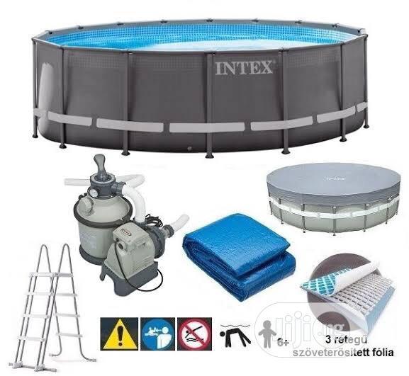 Intex Swimming Pools 16by16