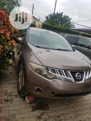 Nissan Murano 2009 SL 4WD Gold | Cars for sale in Lagos State, Lagos Island (Eko)